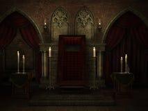 De muziek van de nacht Royalty-vrije Stock Afbeeldingen