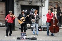 De muziek van de straat Royalty-vrije Stock Afbeelding