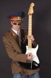 De Muziek van het leger Royalty-vrije Stock Foto's