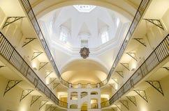 De muziekmuseum van Praag Stock Afbeeldingen