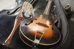De muzikale instrumenten van Stringed royalty-vrije stock foto