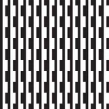 De naadloze abstracte geometrische achtergrond van het weefselpatroon vector illustratie