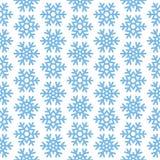 De naadloze Achtergrond van de Winter Stock Foto's