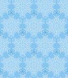 De naadloze Achtergrond van de Winter Stock Fotografie
