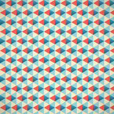 De naadloze Achtergrond van het Driehoekspatroon vector illustratie