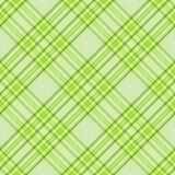 De naadloze achtergrond van het geruite Schotse wollen stof Stock Fotografie
