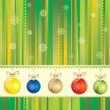 De naadloze achtergrond van het nieuwjaar stock illustratie