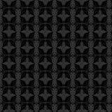De naadloze achtergrond van het patroon met vlinders Royalty-vrije Stock Afbeelding