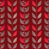 De naadloze bloemen abstracte achtergrond van de patroontextuur Royalty-vrije Stock Fotografie