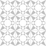 De naadloze Geometrische Vector van de Patroontegel Stock Foto's