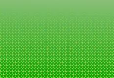 De naadloze halftone achtergrond van het puntpatroon met blauw Stock Afbeelding