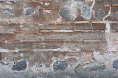 De naadloze oude muur van de textuursteen Naadloze Achtergrond royalty-vrije stock foto