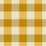 De naadloze stof herhaalt patroon vector illustratie