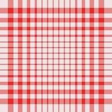 De naadloze stof herhaalt patroon stock illustratie