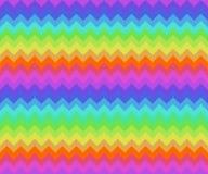 De naadloze Tegel van Driehoeken Stock Foto