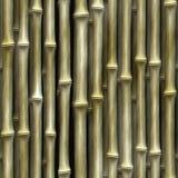 De naadloze textuur van de Installatie van het Bamboe Stock Afbeeldingen