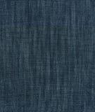 De naadloze textuur van de jeansstof Royalty-vrije Stock Foto's