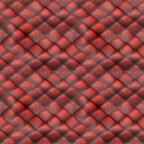 De naadloze textuur van de leerstoffering Stock Afbeelding