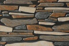 De naadloze textuur van de Rotsmuur royalty-vrije stock afbeeldingen