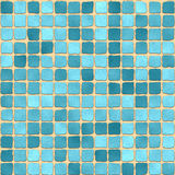 De naadloze Textuur van de Tegel vector illustratie