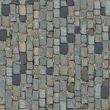 De Naadloze Textuur van het Blok van de steen. Stock Afbeelding