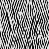 De naadloze textuur van het bont - Stock Fotografie