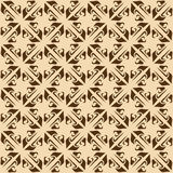 De naadloze vectorachtergrond van het bloempatroon Stock Afbeeldingen