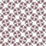 De naadloze vectorachtergrond van het bloempatroon Stock Foto