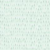 De naadloze Winter Forest Background Pattern vector illustratie