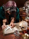 De naalden van het voodoo Stock Foto