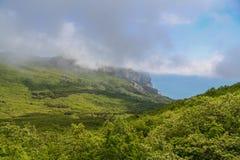 De nabijheid van het Mangush-Plateau royalty-vrije stock afbeelding
