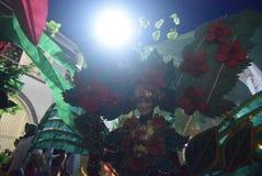 De Nacht Carnaval 2017 van Semarang Stock Foto