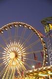 De Nacht van Carnaval Stock Afbeeldingen