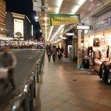 De nacht van Kyoto Royalty-vrije Stock Foto