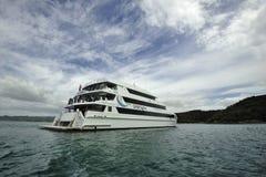 De Nachtelijke Cruise van Ipipiri Royalty-vrije Stock Afbeelding