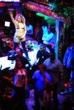 De Nachten van Miami stock foto