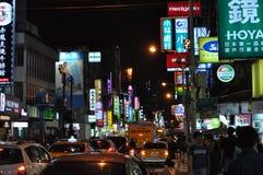 De nachtmarkten, zijn uniek en Echt! Royalty-vrije Stock Fotografie