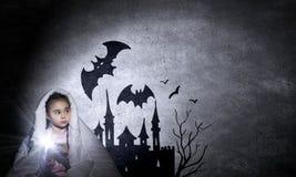De nachtmerrie van het kind Royalty-vrije Stock Afbeeldingen