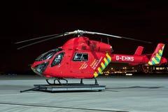 De Ziekenwagen van de Lucht van Londen stock afbeeldingen