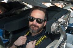 ` de NASCAR s Jimmie Johnson Day en Arizona Photo libre de droits