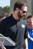 ` de NASCAR s Jimmie Johnson Day en Arizona Photos libres de droits