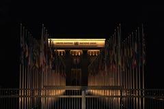 De naties verenigen zich Stock Afbeeldingen