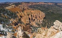 De Nationaal Canion van Bryce. Park, Utah Stock Afbeelding