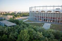 De Nationale Arena van Boekarest Stock Afbeelding