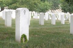 De Nationale Begraafplaats van Arlington Stock Foto