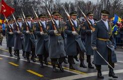 De Nationale Dag van Roemenië, het leger van Duitsland