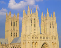 De Nationale Kathedraal van Washington, St Peter en St Paul, Washington DC Stock Fotografie