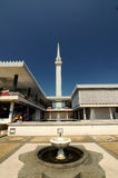 De Nationale Moskee van Maleisië a K een Masjid Negara Stock Afbeelding