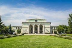 De Nationale Opera van Boekarest Royalty-vrije Stock Afbeelding