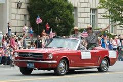 De nationale Parade van de Dag van de Onafhankelijkheid royalty-vrije stock fotografie